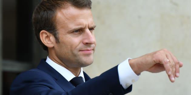 Emmanuel Macron, le Président du nouveau monde qui ne nous adresse même plus la parole.