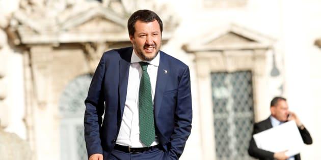 """Matteo Salvini: """"Tanti Comuni, anche di sinistra, mi chiedono il censimento dei rom"""""""
