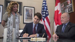 Trump's Swipes At Trudeau A 'Setup': Ex-U.S. Envoy To