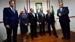 📷 La visita de Mike Pompeo a México en
