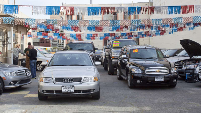 Rising prices on old used cars creating crisis in basic transportation
