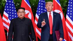 Trump: la Corée du Nord a détruit