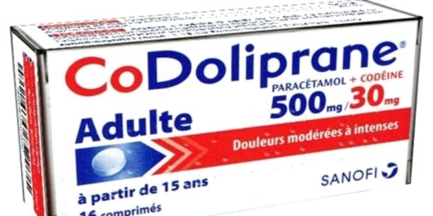 La codéine utilisée comme drogue par les ados et pré-ados inquiète