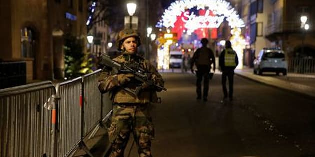 Strasbourg shooting suspect cried out 'Allahu Akbar'
