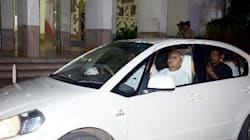 Odisha CM Naveen Patnaik Takes Off His Own Car's Beacon On Way
