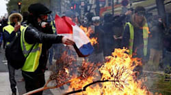 Yellow Vest Protests: Paris Sees Rioters Clash With Police Yet