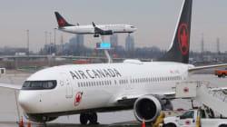 No Answer At Air Canada As 737 Max Ban Snarls