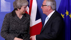 Juncker subraya a Londres que el acuerdo del Brexit no se
