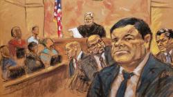 Ahora que el Chapo es culpable, su fortuna podría pagar el muro fronterizo de