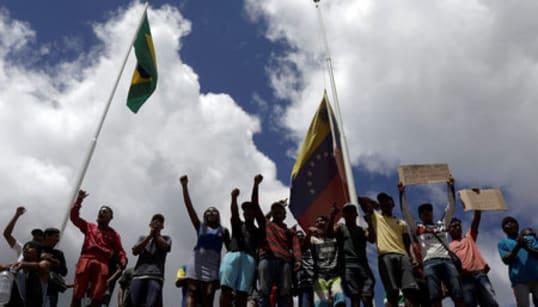 ALTA TENSIONE - Indigeni sequestrano generale venezuelano al confine con il