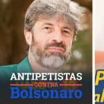 'Antipetistas contra Bolsonaro' e outros filtros do Facebook refletem a loucura deste 2°