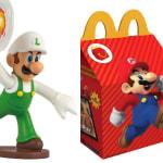 Super Mario Bros volta a ser brinde do McLanche