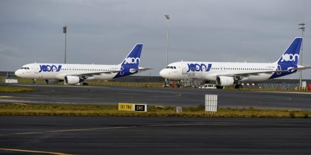 Air France lance sa compagnie low cost Joon ce 1er décembre 2017.