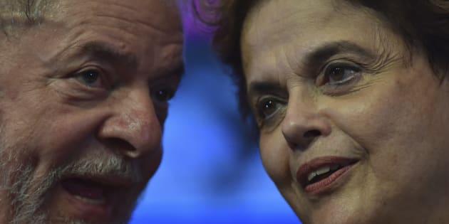 """""""As garras dos golpistas tentam rasgar a história de um herói do povo brasileiro. Não conseguirão.Nós iremos resistir"""", disse ex-presidente, em nota."""