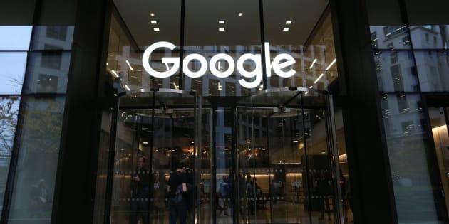 Vista de una de las oficinas regionales del gigante de telecomunicaciones, Google.