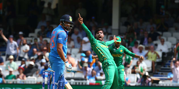 Pakistan send India packing by 180 runs
