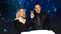 Jennifer Lawrence And Chris Pratt Want To Do A Superhero