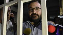 Javier Duarte ya sólo es acusado de tres