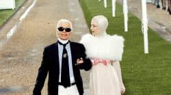 Un repaso por la icónica moda de la propuesta de Karl