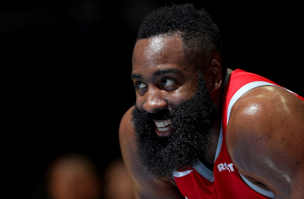 ccb2bb906076 NBA referees admit that James Harden got away with a travel - AOL News