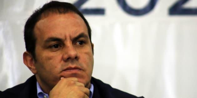 Cuauhtémoc Blanco. FOTO:  MARGARITO PÉREZ RETANA /CUARTOSCURO.COM