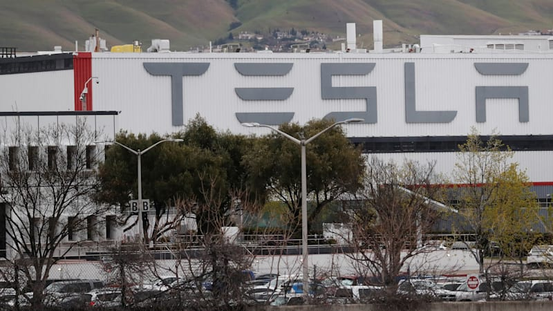 Tesla Cuts Contractors From Factories In California And Nevada Autoblog