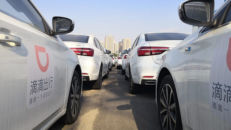 BMW is getting into the ride-sharing business in China