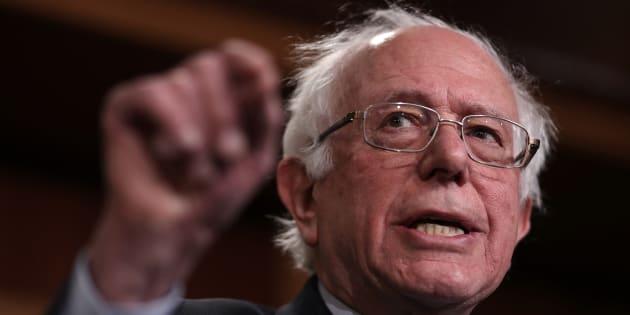 Usa: il democratico Sanders annuncia candidatura alle presidenziali insultando Trump