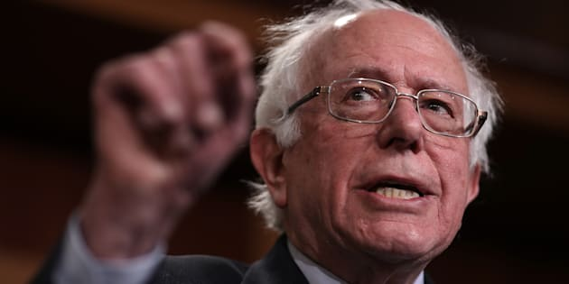 Bernie Sanders annonce sa candidature pour 2020 — États-Unis