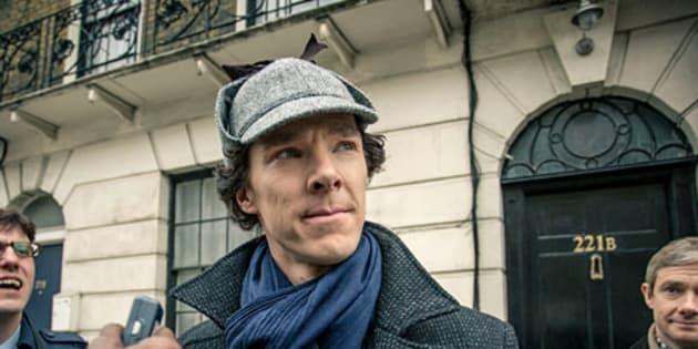 Londres : l'acteur principal de la série