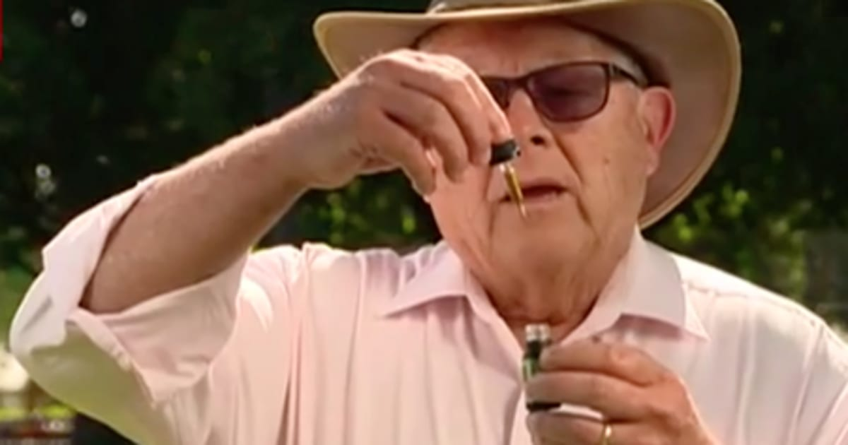 This Man Used Hemp Oil On Live TV To Draw Attention To His Granddaughter's Health