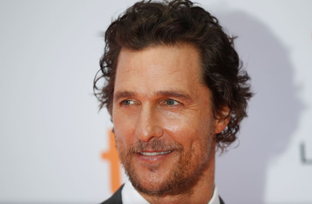 you won 39 t believe how much matthew mcconaughey is worth aol finance. Black Bedroom Furniture Sets. Home Design Ideas
