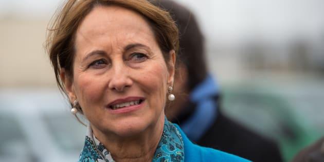 Ségolène Royal ne digère pas la victoire de Marine Le Pen au premier tour de l'élection présidentielle.