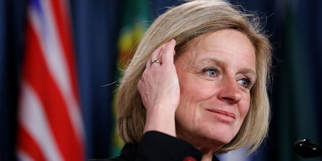 Premier Rachel Notley: Bill 12 will give Albertans more control over resources
