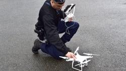 Ce que l'utilisation de drones pour l'acte XIX dit de l'évolution du maintien de