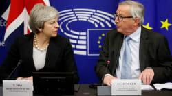 May et l'UE d'accord pour des