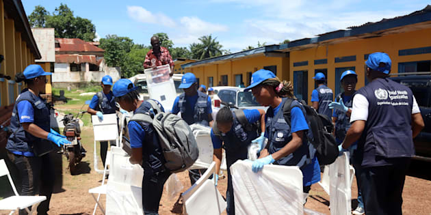 2 more die of Ebola in Congo; 7 new cases confirmed