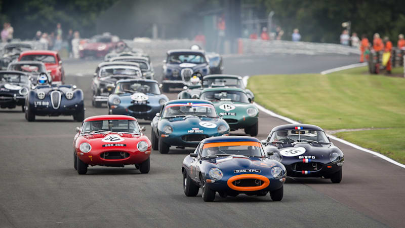 Jaguar Classic Heading To Le Mans With Vintage Racers Autoblog