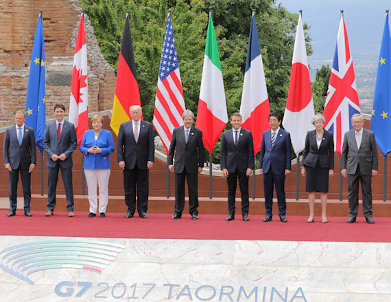 China 'strongly dissatisfied' with G7 statements