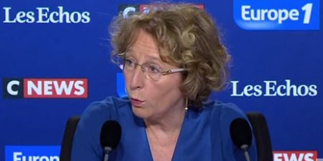 """Déplacement de Macron à Las Vegas: Muriel Pénicaud reste """"sereine"""" et """"confiante"""" dans la justice"""