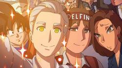 Del Mazo Kun presume 'amistad' con Delfina, AMLO, Gokú y