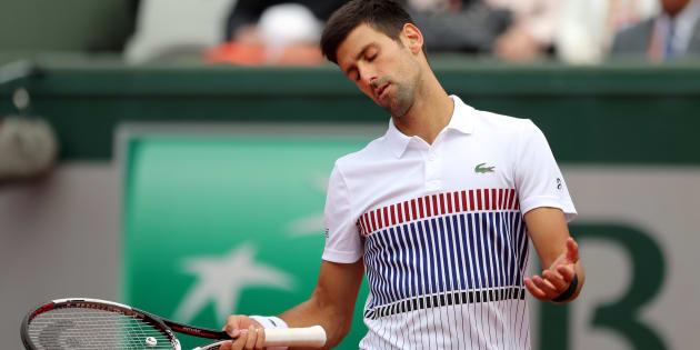 Dominic Thiem écrase Novak Djokovic en quarts de finale à Roland-Garros