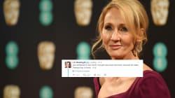 La réponse parfaite de J.K Rowling aux attaques sexistes contre Theresa