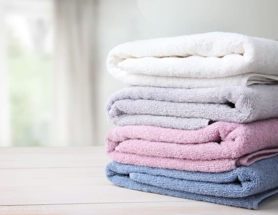 Is it bad to not wash your bath towels every week?