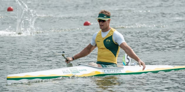 Oooh, aaah. Australia has a new sporting champion called McGrath.