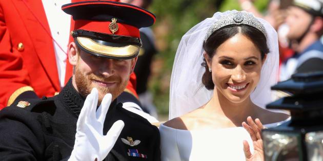 Pourquoi Meghan Markle et Harry ont renvoyé 8 millions d'euros de cadeaux de mariage.