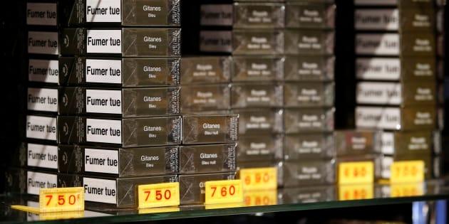 Le paquet de cigarettes augmentera de 30 centimes dès lundi