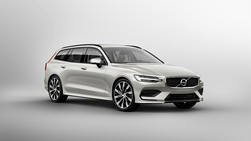2019 Volvo V60 Drivers
