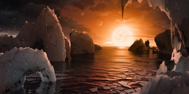 Comment réagirions nous à la découverte d'une vie extraterrestre ? Des psychologues se sont posés la question
