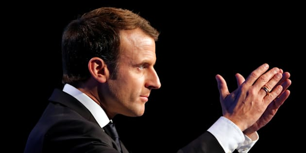 Emmanuel Macron s'engage à interdire le glyphosate en France d'ici trois ans